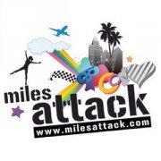 logo MILES ATTACK